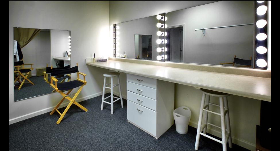 SSP Dressing Room